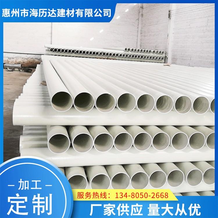 玻璃钢电力电缆管厂家直销价格 玻璃钢通信电缆管批发价格