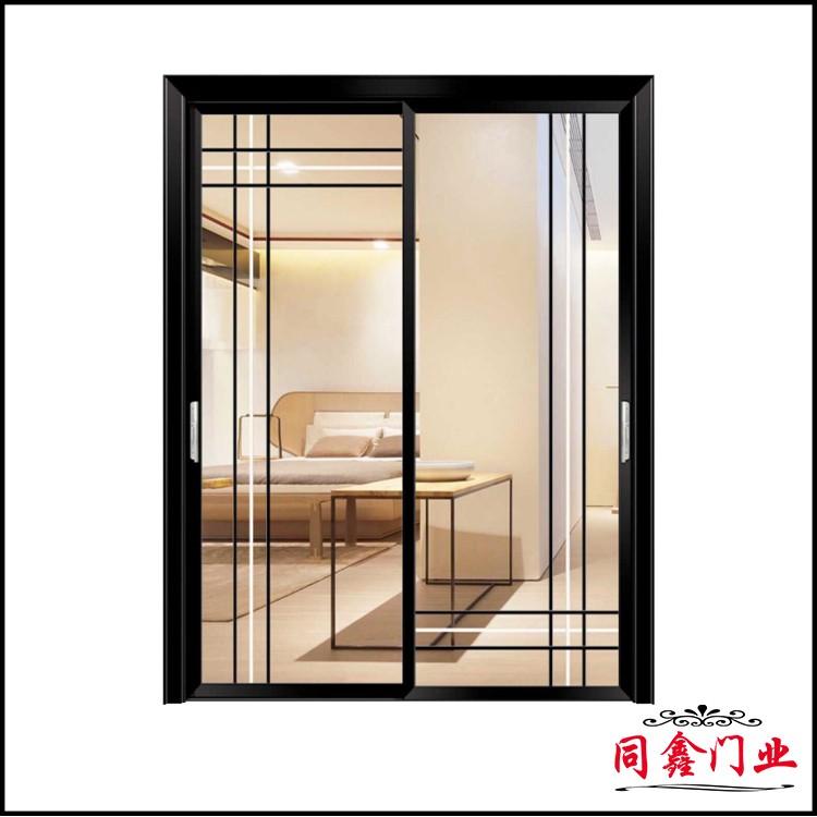 生产设计房间推拉门 优质推拉门批发定制生产厂家