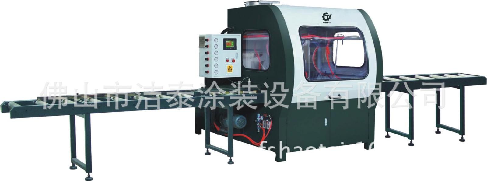 【品质保证】供应JTX40线条和门框喷漆机 厂家直销