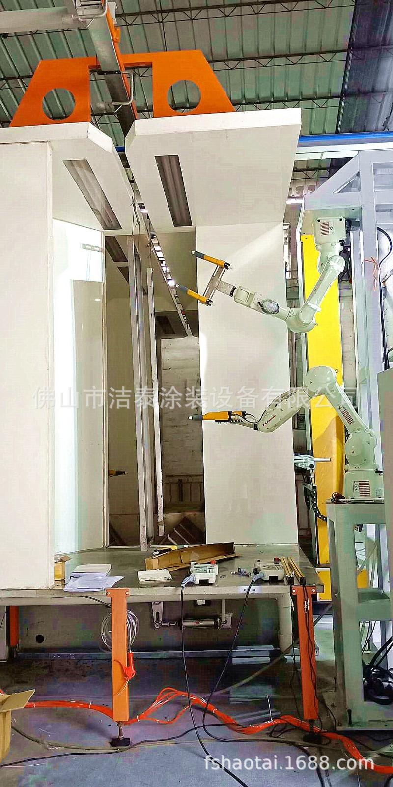 电梯涂装喷粉生产线,全自动喷涂生产设备 源头厂家设计 价格优惠