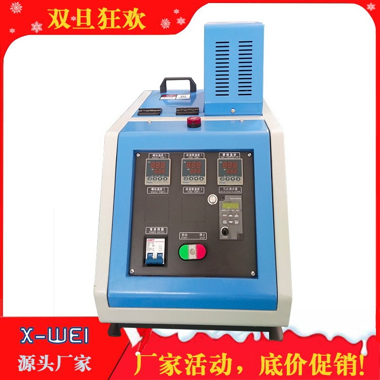 5L齿轮泵热熔胶机    现货机械设备厂  点热熔胶机报价