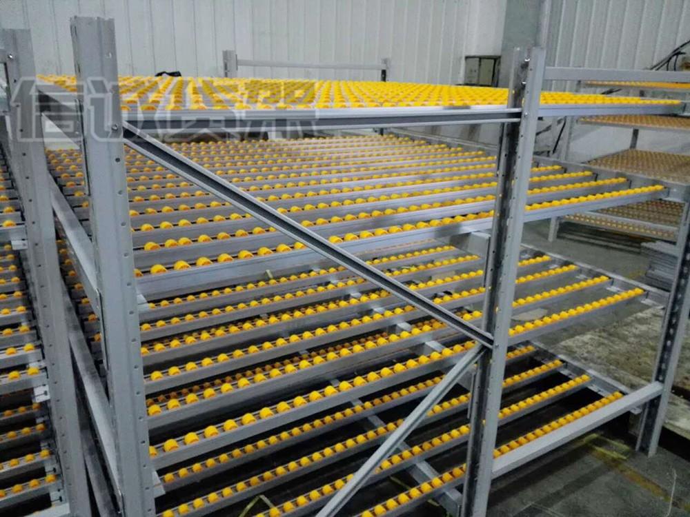 惠州大型电子厂专用流利货架订做 厂家直销