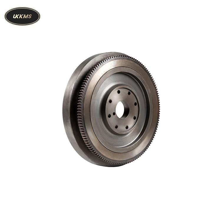 工钛动力发电机组配件飞轮带齿圈-六孔S00010172+04