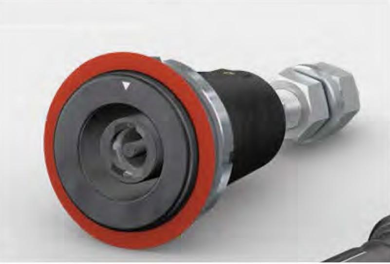 发电车快速接入插座 低压应急接入功能单元 应急快速接入功能单元 MC型面板插座  发电车快速连接器