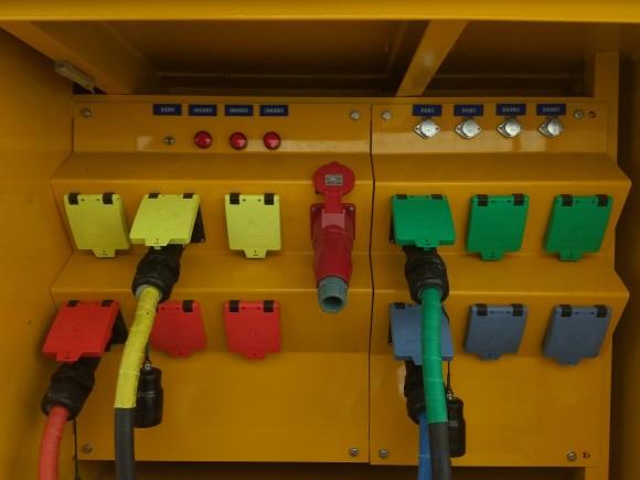 南方电网专用MC型面板插座 630A南方电网专用插板 530A南方电网专用插板 发电车接入电电缆插头