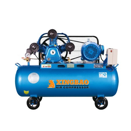皮带式活塞式空压机现货批发 长期供应活塞式空气压缩机