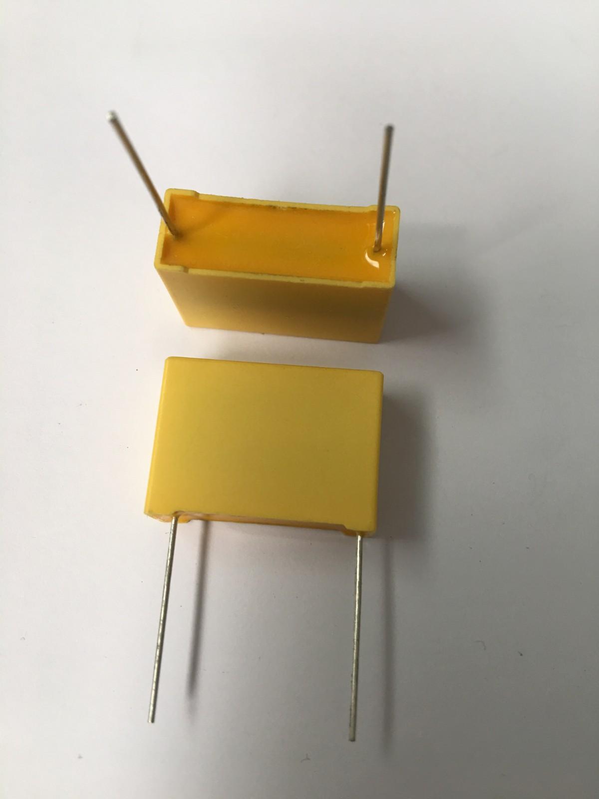 阻容降压专用X2安规电容 225K安规电容 额定电压 310V